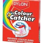 Underlätta tvätten genom att fånga färgen