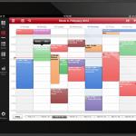 Week Cal nu tillgängligt för iPad