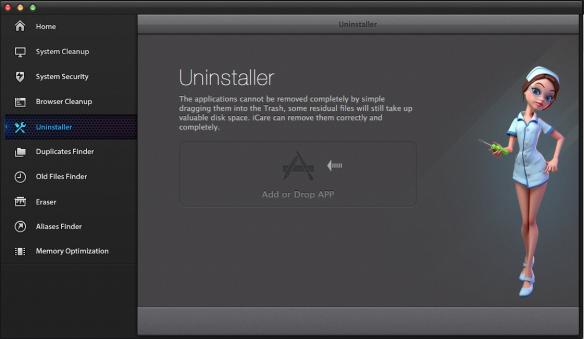 iCare - Uninstaller